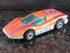 Hot Wheels Vintage Large Charge Hong Kong Orange 1:64 Die-cast Car