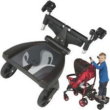 FILLIBOARD Buggyboard Trittbrett Rollbrett Mitfahrbrett für Kinderwagen Buggy