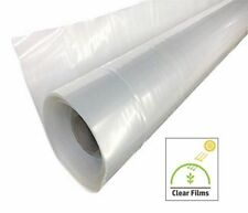 Greenhouse Clear Plastic Film Polyethylene Cover 20 ft. Wide x 25 ft. Long