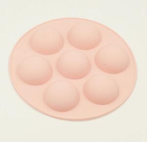 Chocolate Soap Fondant Football Basketball 3D Wax Soap Cake Mould Silicone Mold