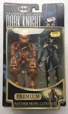 Batman Legends Of The Dark Knight Premium Series Panther Prowl Cat Woman 1997