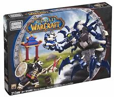 Mega Bloks (World of Warcraft) Sha of Anger ~ 213 Pc Set (Free Us Shipping)