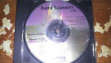 UMAX Astra Scanners Version 3.53U Install Disc