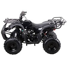 Coolster 3125R  New 125CC Kids ATV Fully Auto with Reverse M BLACK