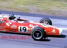 Jim Clark STP Lotus Ford 38/4 Indianapolis 500 1966 Photograph 5