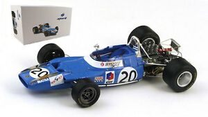 Spark 18S114 Matra MS80 #20 1969 - Jackie Stewart 1969 World Champion 1/18 Scale