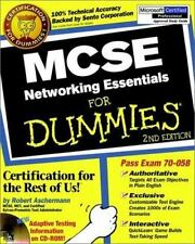 MCSE Networking Essentials For Dummies For Dummies Computers