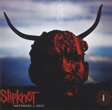 SLIPKNOT - ANTENNAS TO HELL: THE BEST OF CD ALBUM (July 23rd, 2012)