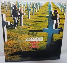 Scorpions Taken By Force 50th Anniversary LP + CD Vinyl Record new