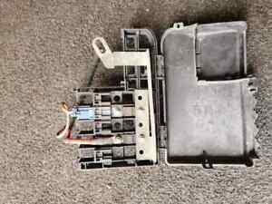 VAUXHALL CORSA VXR BATTERY FUSE BOX 2007 D MODEL