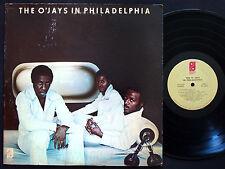 O'JAYS In Philadelphia LP PHILADELPHIA INT KZ 32120 US 1973 SOUL FUNK STEREO