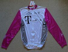 NWT Sinchi Nalini Pinarello Cycling Bike LS Jersey Made in Italy Mens Size 6
