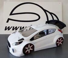 SM18 1/8 Scale Rc Car body BYSM 1.5 Hobao GT Serpent Traxxas Slash ST RS