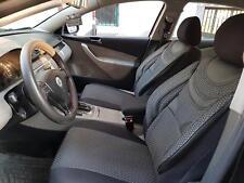 Schonbezüge Autositzbezüge für Mazda CX-5 schwarz-weiss V459061 Vordersitze
