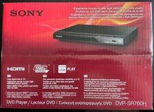 SONY DVP-SR760H DVD Player Schwarz