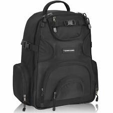 Kamerarucksack CAMBAG XL Fotorucksack BUXTON Laptop-Fach, Stativhalter SCHWARZ