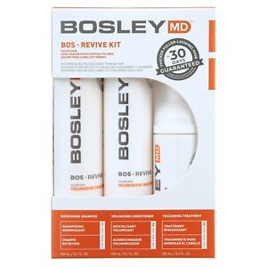 Bosley MD_BOS Revive Kit for Visibly Thinning Color-Treated Hair