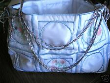 Embroidery Purse-Tote Bag