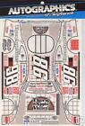 AutoGraphics 221-24 Thorn Apple Vly #98 slot car decal
