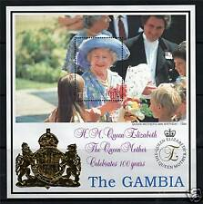 Gambia 1999 Queen Mothers 100th B/day M.S.SG3227 MNH