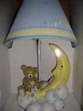 New Kidsline Starbright Moon Bear Lamp Base & Shade