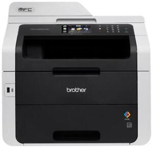 Brother MFC-9330cdw A4 Wifi Duplex AIO MFP Colour Laser Printer MFC9330CDWZU1
