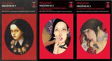 Lot Série/récit complet Millenium 3 vol TBE Larsson polar thriller scandinavie