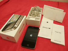 NICE Adult owned Black Apple iPhone 4S 16gb MD276LL/A A1387 verizon W/BOX