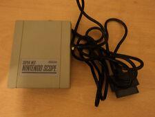 Super Nintendo Scope 6 pistola sensor para su uso con SNES pistola de luz