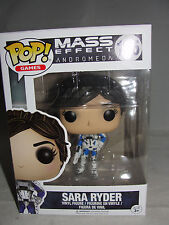 Funko Pop Games Mass Effect Andromeda Sara Ryder Vinyl Figure-New