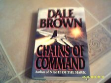 Chains of Command by Dale Brown (1993, Hardcover)
