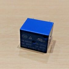 12V DC SPDT 5 Pin Plastic Coil Power PCB Relay (30V DC - 250V AC - 10A)