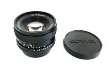 Carl Zeiss Planar 1,7/50mm T* C/Y Yashica / Contax - Analog  * Fotofachhändler