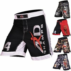ARD CHAMPS™ MMA Fight Shorts UFC Cage Fight Grappling Different Colors