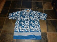 RetroHawaii Coach Highway Hawaiian S/S Button Front Shirt Small