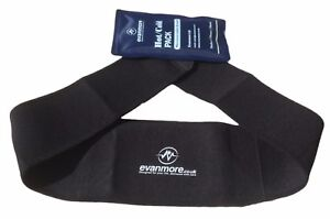 Hot Cold Gel Pack Wrap Belt Cuff Compress Ice Heat Reusable Back Waist Shoulder