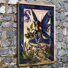 "12""x18""Amy brown bottom of the garden HD Canvas Print Poster Home Decor Wall art"