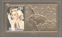 Saint Vincent - 1995 Marilyn Monroe / $30 Gold Foil (sm cnr crease) -Lot 0120146