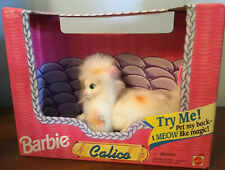 Barbie Vintage Calico Cat 1995