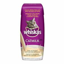 WHISKAS CAT MILK DRINK FOR CATS & KITTENS 200ml FREE SHIPPING