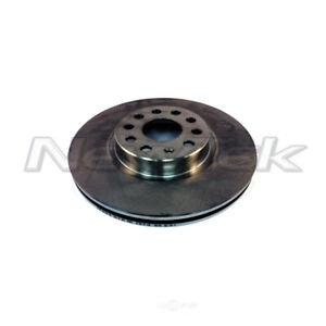 Disc Brake Rotor Front NewTek 34279
