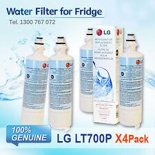 4X LG GENUINE FILTER LT700P ADQ36006101 suit  GF-D613SL GR-L219CPL, GR-L218CSL
