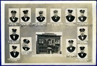 Portland Oregon  Fire Department Engine Company  Station 3 orig 1930s photo