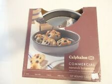 New listing Calphalon Nonstick Commercial Bakeware, Round Cake Pan, 10-inch
