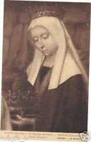 """Art - cpa - Ste Elisabeth - Triptyqye  """"Baptéme du Christ"""" par DAVID Gérard"""