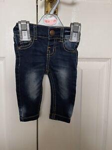 Next Baby Boy Blue Jeans 0-3 months