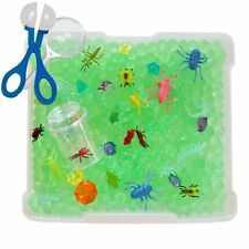 Discovery Box for Sensory Play: Creepy Crawlers