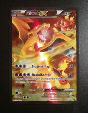 Glurak Ex Fullart Promo near Mint German Pokemon Card
