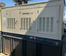 Generac Commercial Standby Diesel Generator120208v 3ph130kw 451amp With Tank