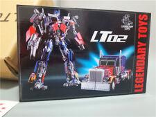 Transformers Movie 5 legendarytoys LT02 OP Metal Painting Optimus Prime In Stock